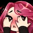 Emoji for red_blushie