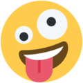 Emoji for red_Goofy