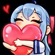 Emoji for red_hearthug