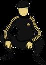 Emoji for l_squat