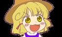 Emoji for suwako_happy