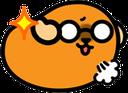 Emoji for smugshiba