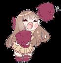 Emoji for WP_K3llyCheerLeader