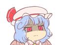 Emoji for remilia_annoyed