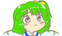 Emoji for sanae_sad