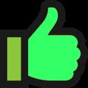 Emoji for thumbsup