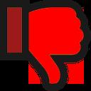 Emoji for thumbsdown