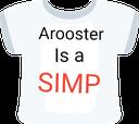 :AroosterShirt: Discord Emote