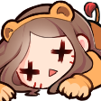 :exhausted: Discord Emote