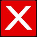 Emoji for ____X