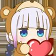 :Kanna_Heart: Discord Emote