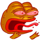 Emoji for pepeone