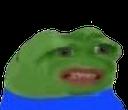 Emoji for confused_frog_1