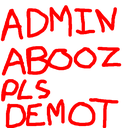 Emoji for red_AdminAbuse