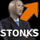 :stonks: Discord Emote