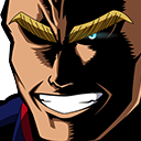 Emoji for allmight