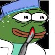 :SurgeonPepe_LafProjectV2: Discord Emote