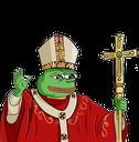 :PopePepe_LafProjectV2: Discord Emote