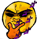 Emoji for think_jojo