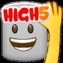 Emoji for highfivecoffee