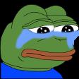 Emoji for pepefeelsbad
