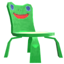 Emoji for froggychair