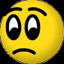 Emoji for xsadness