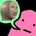 Emoji for ohnoMemeMan