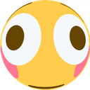 :FLOSHED: Discord Emote
