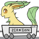 Emoji for leafTrainCart