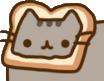 Emoji for pusheenbready