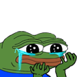 Emoji for PepeDepression