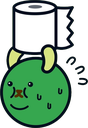 Emoji for toiletpaper