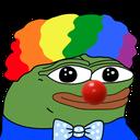 Emoji for peepoClown