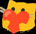 :catblob_love: Discord Emote