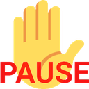 :dig_pause: Discord Emote