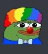Emoji for rainbowpepe