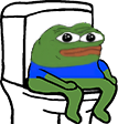 Emoji for pepetoilet