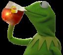 Kermitdrinktea
