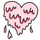 Emoji for heartmelt