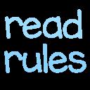 Emoji for readrules