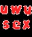 Emoji for uwusex