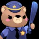 Emoji for copbear