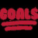 Emoji for goals