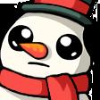 Emoji for pansnowman