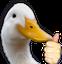 Emoji for gooselike