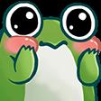 Emoji for adorablefrog