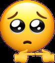 Emoji for pleaseshy