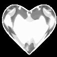 Emoji for heartsilver
