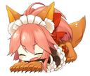 Emoji for TamamoCat